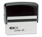 Colop Printer 45 85x23mm Personalised Self Inking Stamp