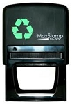 MaxStamp SI-50 Self Inking Stamp 58x38mm Maxum 5