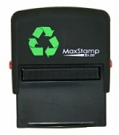 MaxStamp SI-30 Self Inking Stamp 57x21mm Maxum