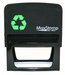 MaxStamp SI-40 Self Inking Stamp 73x35mm Maxum 4