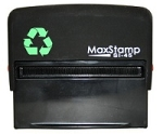 MaxStamp SI-45 Self Inking Stamp 78x23mm Maxum 4.5