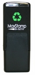 MaxStamp SI-5210 Self Inking Stamp 18x18mm Maxum 5210
