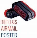 Trodat 3 in 1 Pre-Inked Stamp - First Class / Airmail / Posted