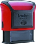 Trodat Printy 4910 Self Inking Stamp 24x7mm