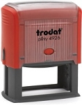 Trodat Printy 4926 Self Inking Stamp 73x35mm