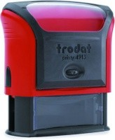 Trodat Printy 4913 Self Inking Stamp 56x20mm